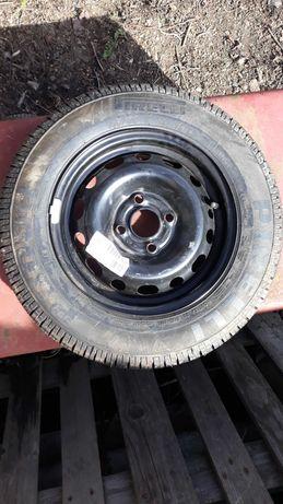 Нова гума с джанта