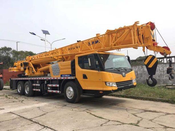 Автокран XCMG QY25K5A 2018 года 25 тонник