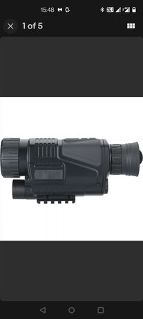 NV300 -5X40 Night Vision Monocular HD Infrared IR Video Camera Day Nig