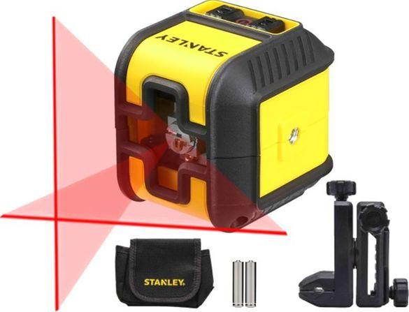 Лазерен нивелир Stanley STHT77498-1 / 12м / червен лъч