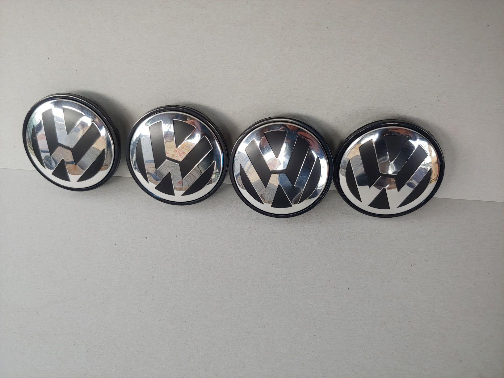 76мм Капачки за джанти за VW Фолксваген Туарег 2004-10г. 7L6 601 149