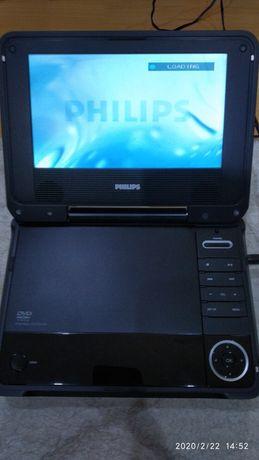 Портативен DVD плеар Philips