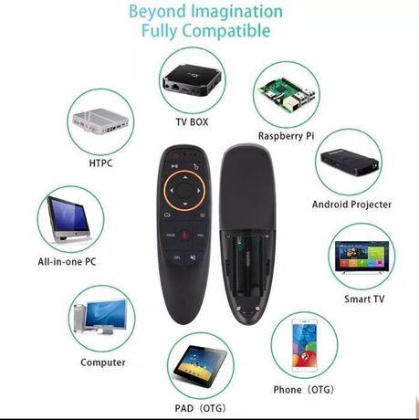 Аэромышь Т2 пульт управления для Android TV-box, Smart TV, Айромышь.