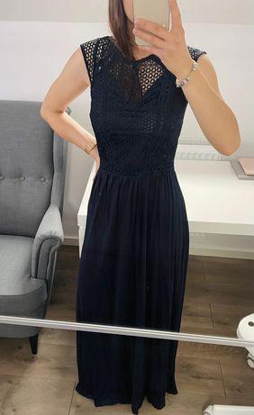 Rochie lunga, noua, H&M