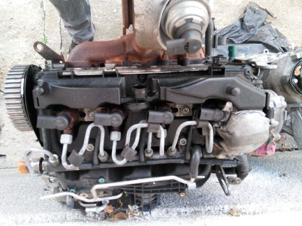Vând motor VW 1,6 Diesel,complet cu toate accesorile din anul 2011.