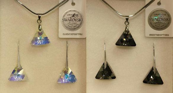 Комплект Сваровски ''triangle'' Crystals from SWAROVSKI ®