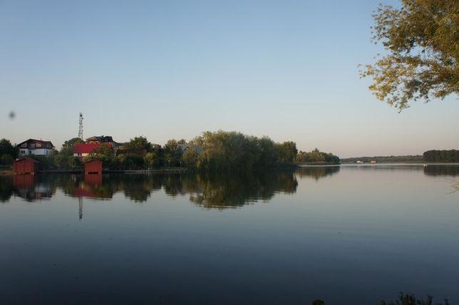 Teren lac Snagov -palat Snagov-particular