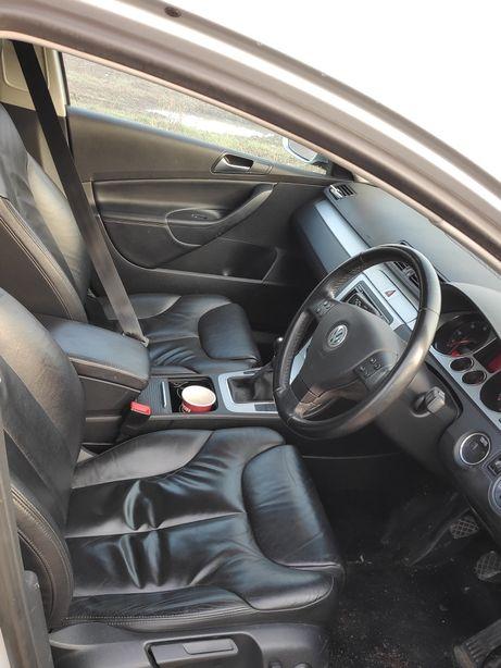 Scaun piele șofer Volkswagen Passat B6 berlina sau Break 2005-2011
