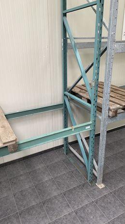 Палетен стелаж Hovuma Холандия 750кг палети