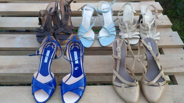Schimb sandale piele naturală, mar 37