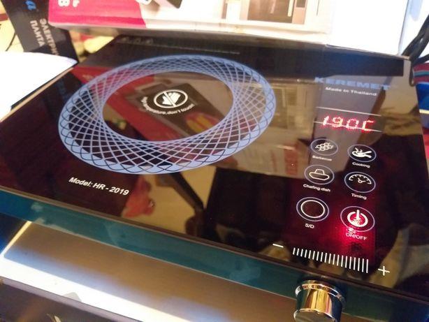 Новый сенсорный электрический плита 3500w электроплита инфракрасная K8
