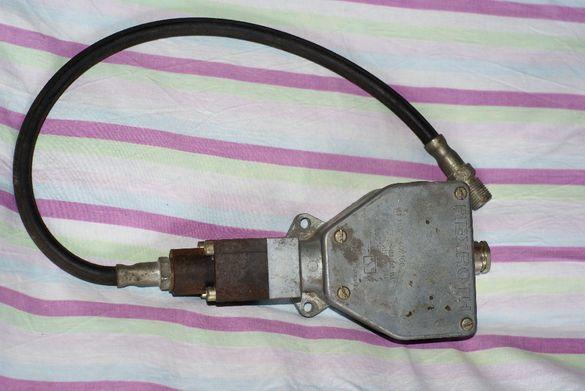 Хидро-електрически бутален нагнетателен превключвател Rexroth HED 1 ОA