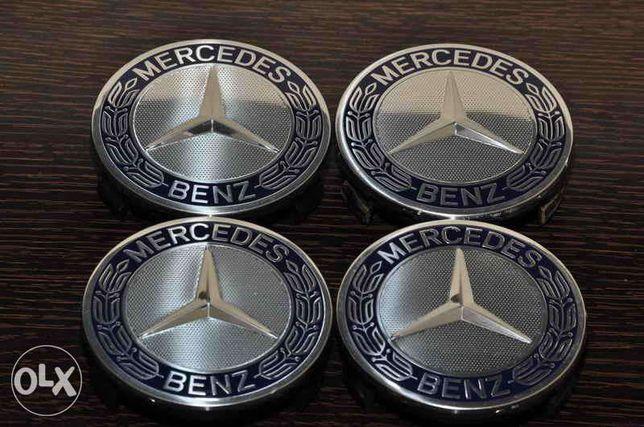 Capace originale jante aliaj Mercedes A B C E CL CLA CLK CLS CLC Class