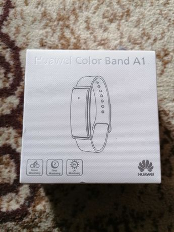 Часовник - смарт гривна Huawei AW600 + Подарък!