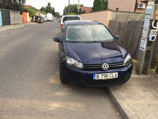 Vand wv golf 1,6 an 2011 coupe