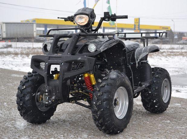 ATV AKP 250cc NITRO Grizzly, 25CP, ROTI de 10