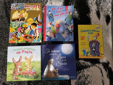 Vând lot cărți pentru copii noi