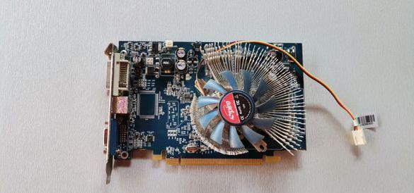 Видео карта SAPPHIRE X1650 256M GDDR3 PCIE