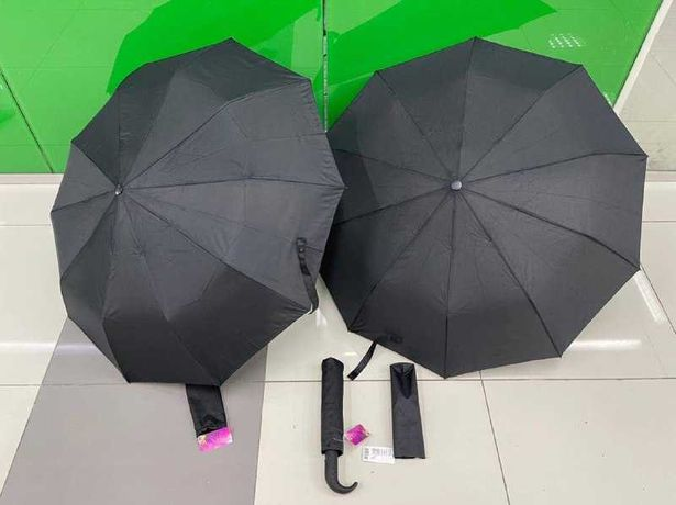 Полу автомат зонтик+63