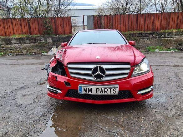 Mercedes W204 C220CDI 651  170кс Facelift xenon AMG пакет  НА ЧАСТИ !