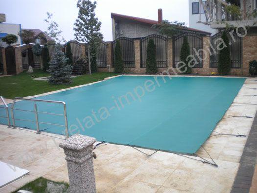 Prelata piscina pvc