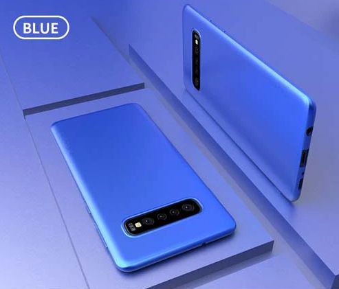 Husa Ultra Slim Samsung S10 Luxury Elegance