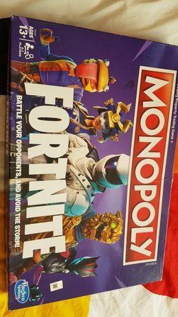 Monopoly fortnite (Монополия фортнайт)