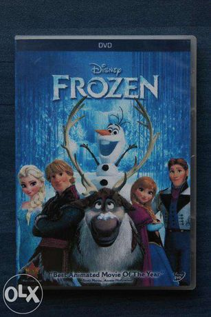 Frozen - Regatul de Gheata - DVD desene animate