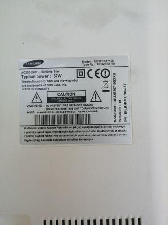 Samsung model: UE32ES6710SXXH