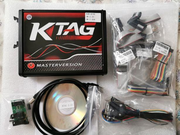 K-TAG v.2.25 si hw 7.020 versiunea pt europa cu 4 leduri FULL