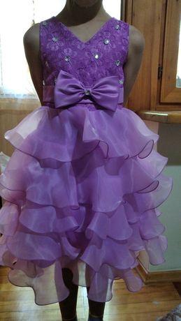 Продается платье на 6-7 лет