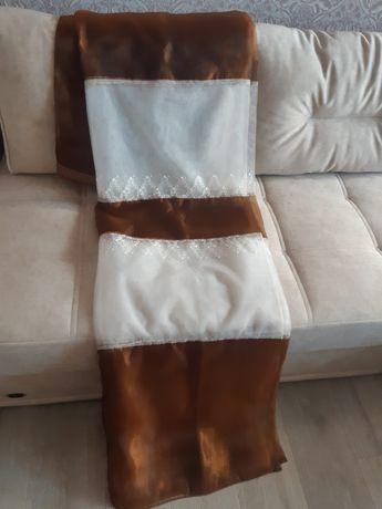 Продаю комплекты тюлей со шторами