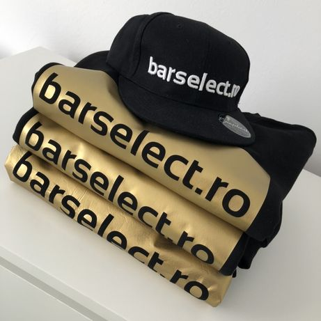 Personalizare tricouri sepci sosete pantaloni bluze