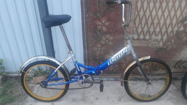 Продам два велосипеда стелс и орион состояние не новое , на ходу .