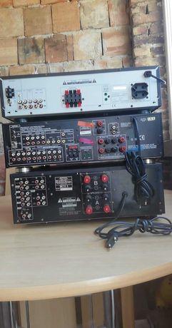 Usilvatel Kenwood / harman/kardon AVR 21 / Pioneer A 616