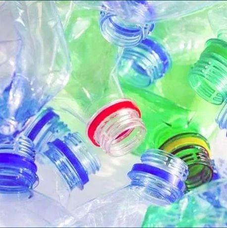Баклажка Бутылка с завода Пэт Тара пластиковые бутылки