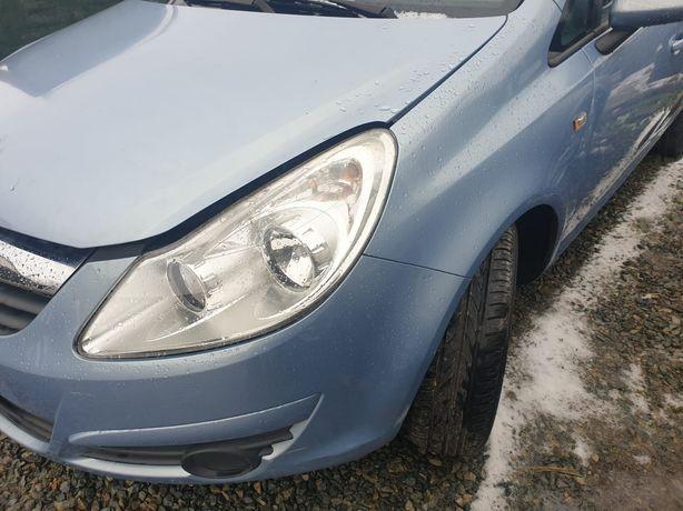 Dezmembrez Opel Corsa D 5 usi 1.2 gpl lpg 59 kw Z12XEP z21c