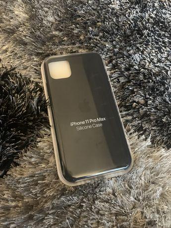 Husa apple iphone 11 Pro Max Silicone Case Originala 100%