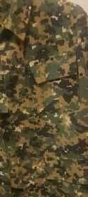 Камуфляж армейский размер 56 рост 3 с синтепоном зимний новый