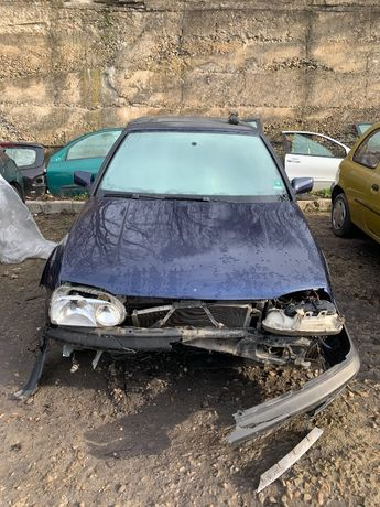 На части VW Golf 3 1.9 90hp Кабрио