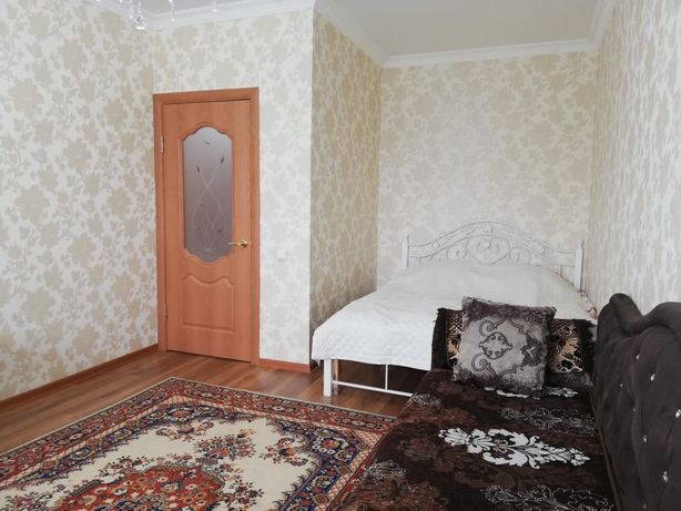1 ком квартира ЛЮКС по ул. Мира 43,дом народного банка
