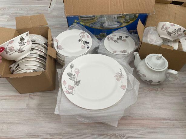 Посуда (сервиз) 51 персон