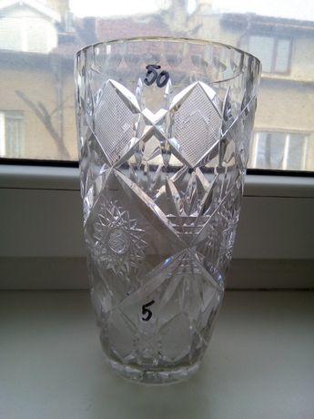 Продавам кристални вази