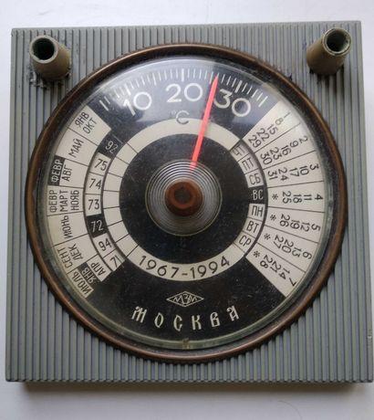 Термометр-календарь)))