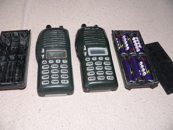 Комплект портативни радиостанции Icom IC-V8