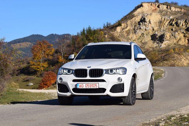 BMW X4 M pack