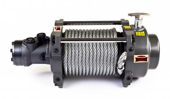 Troliu hidraulic DWH 18000 LBS 8165 kg