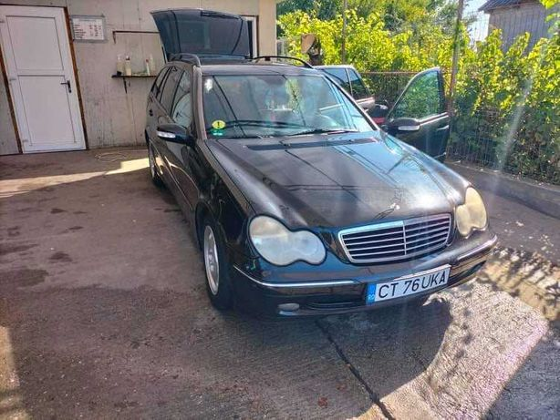 Mercedes Benz Clasa C
