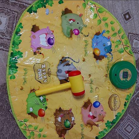Детская игра Поймай бобра