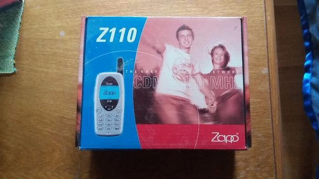 Telefon ZAPP Z 110 nou de colectie la cutie